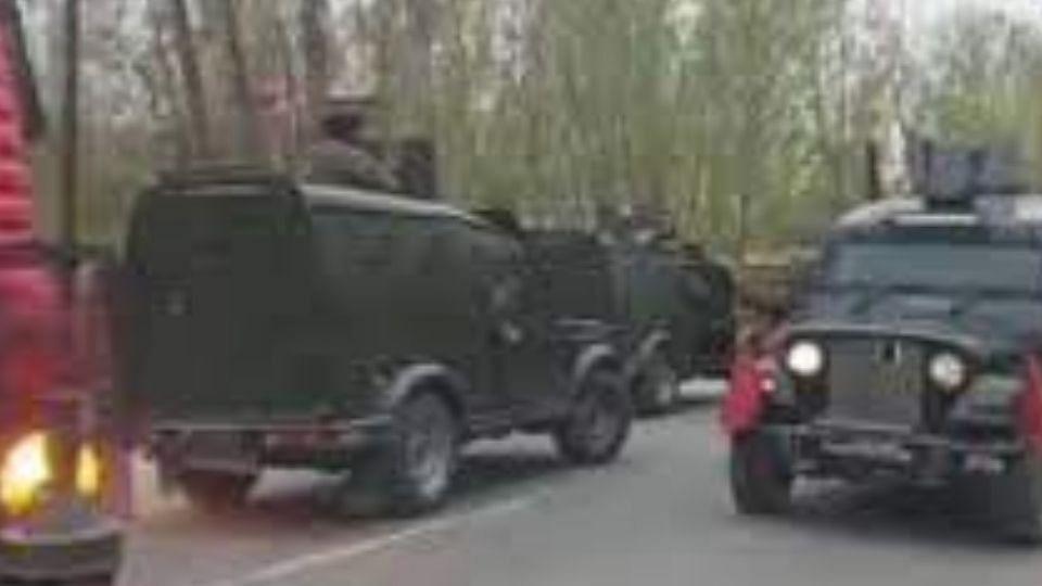 भारतीय जवानांची मोठी कारवाई, ३ दहशतवाद्यांना घातलं कंठस्नान