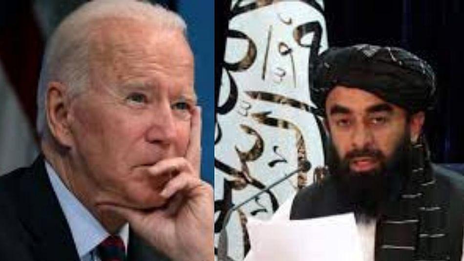 अफगाणिस्तानातून माघार घेतल्यानंतर प्रथमच अमेरिका तालिबानशी चर्चा करणार...
