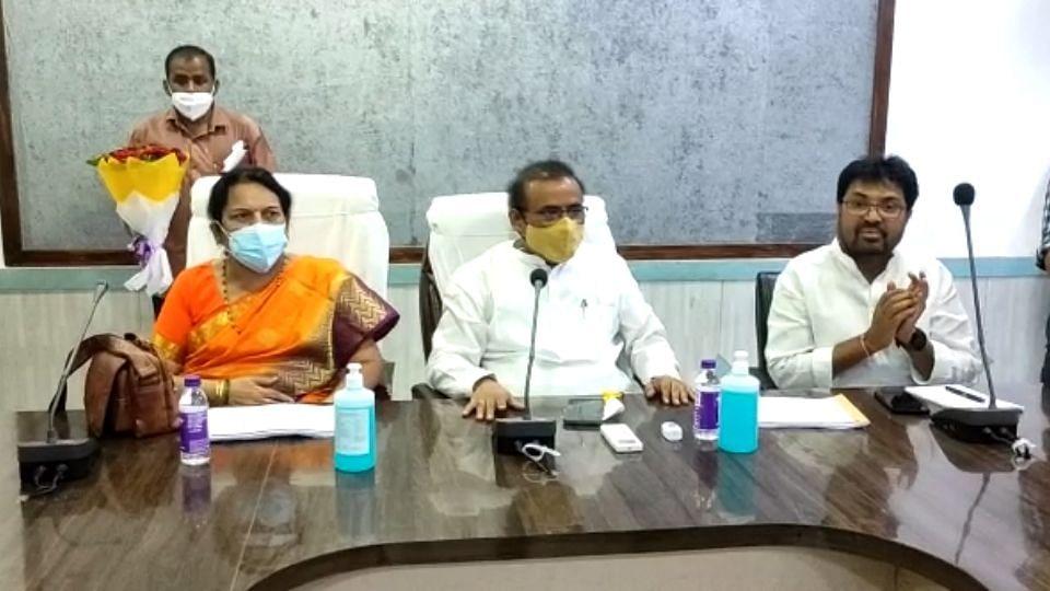 महाराष्ट्रात कोरोनाच्या AY-4 व्हेरिएंटचा एकही रुग्ण नाही - राजेश टोपे