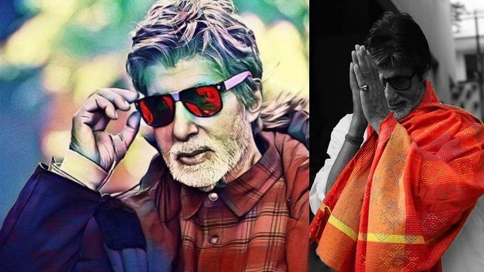 Birthday Special: अमिताभ बच्चन यांचं ८० व्या वर्षात पदार्पण...