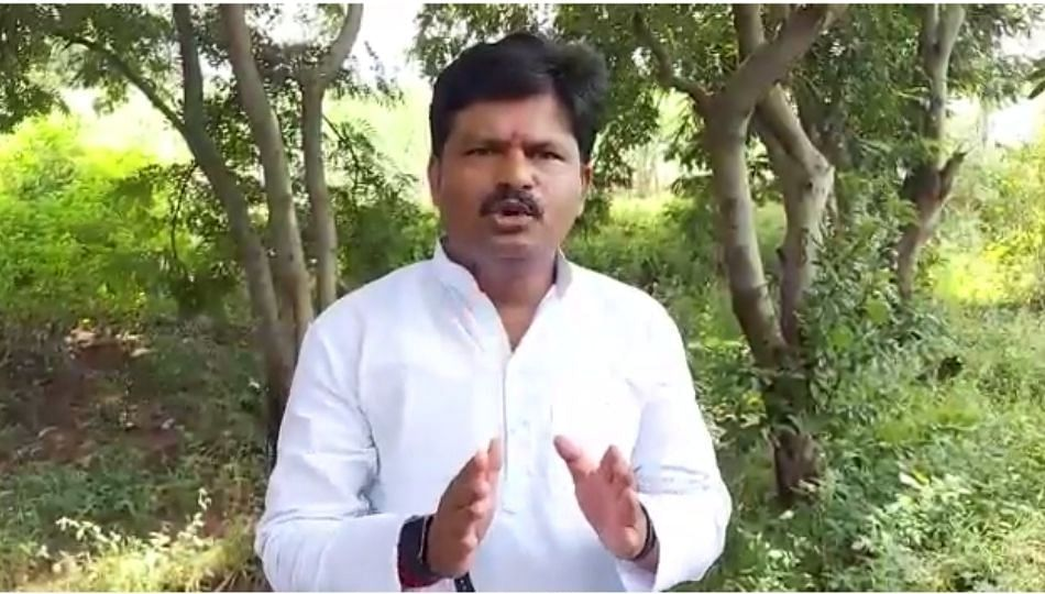 Video: ...म्हणूनच 'महाराष्ट्र बंद'चा देखावा; गोपीचंद पडळकरांचा हल्ला