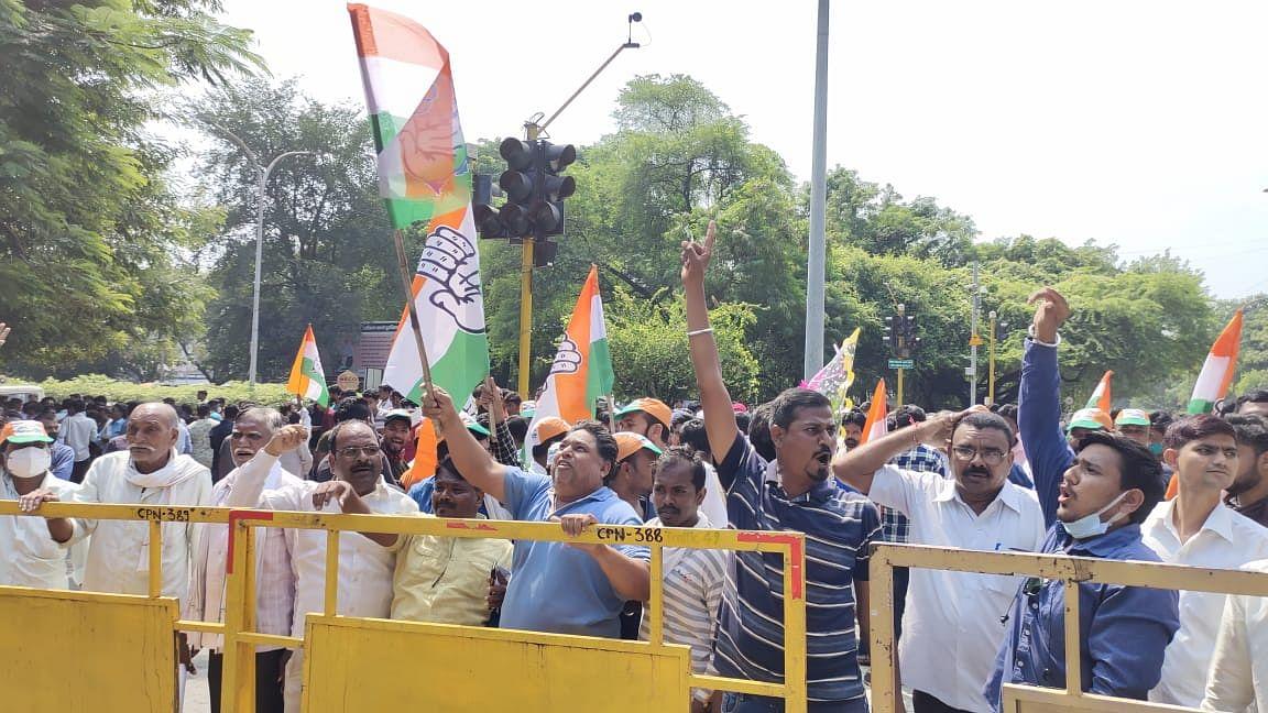 Nagpur: जिल्हा परिषद आणि पंचायत समितीच्या निकालानंतर काँग्रेसच्या आशा पल्लवित