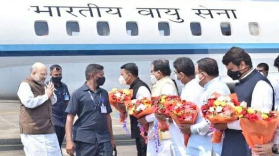 Goa Elections: गृहमंत्री अमित शहा गोव्यात दाखल, असा असेल दौरा...