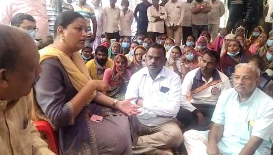 Nandurbar : खा. गावितांच्या पिंगाणे ग्रामस्थांचे आमरण उपोषण मागे!