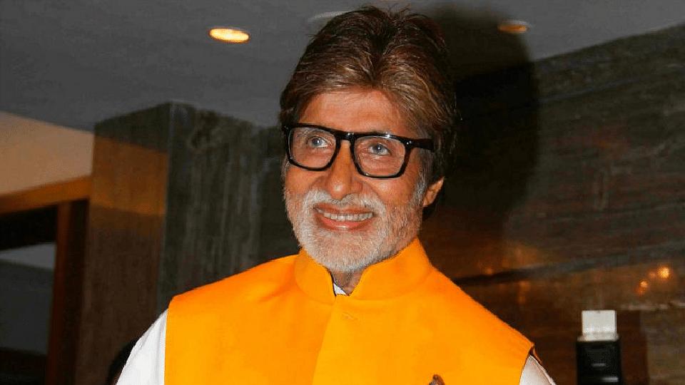 अमिताभ बच्चन यांनी फेडलं 2100 शेतकऱ्यांचं कर्ज