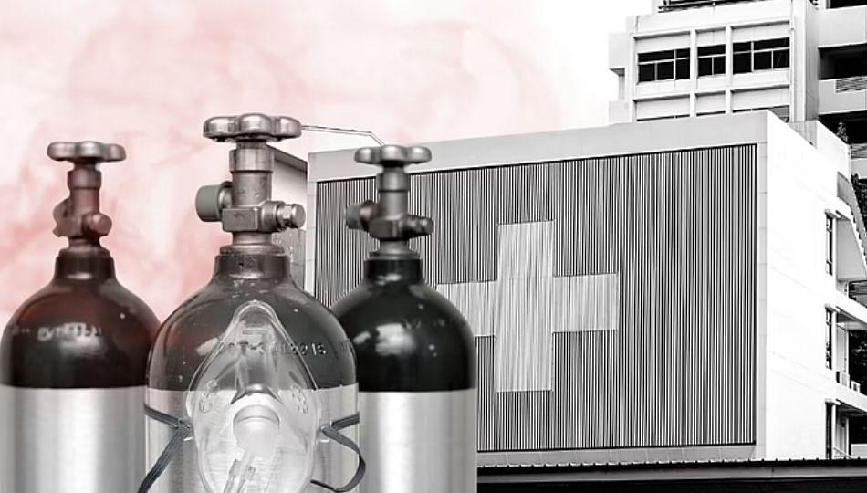 गोव्यात पहाटे २ ते ६ या वेळेत ऑक्सिजन अभावी दगावले ७५ रुग्ण