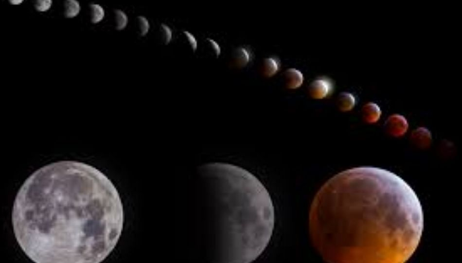 2021 मधील सर्वात मोठे चंद्रग्रहण