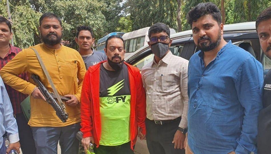 गँगस्टर रवी पुजारीविरुद्ध मुंबईच्या न्यायालयात आरोपपत्र दाखल