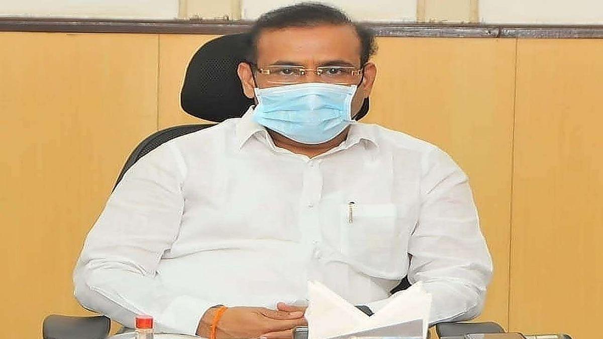 म्युकरमायकोसिसचे इंजेक्शनउपलब्धतेनुसार मोफत देणार - राजेश टोपे