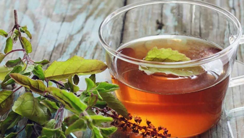 तुळस, मसाला चहा प्या आणि रोगप्रतिकारशक्ती वाढवा