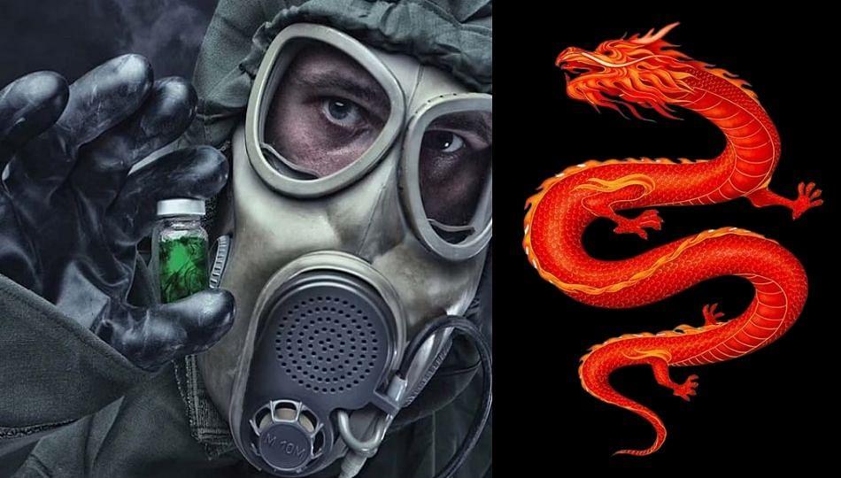 धक्कादायक : कोविड विषाणूचा जैविक अस्त्र म्हणून वापर करण्याचा चीनचा होता इरादा!