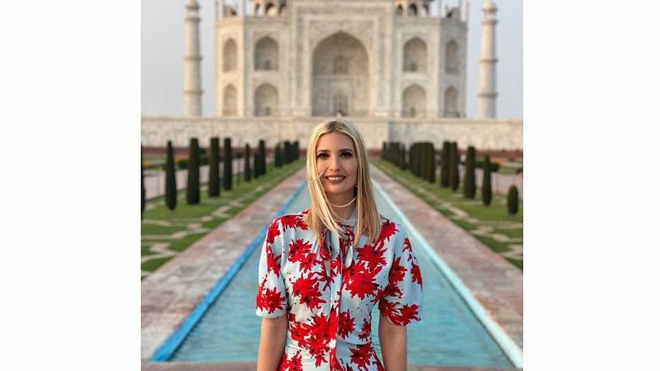 इव्हान्का ट्रम्प पडली मीम्सच्या प्रेमात; भारतीयांच्या कल्पकतेला दिली दाद!