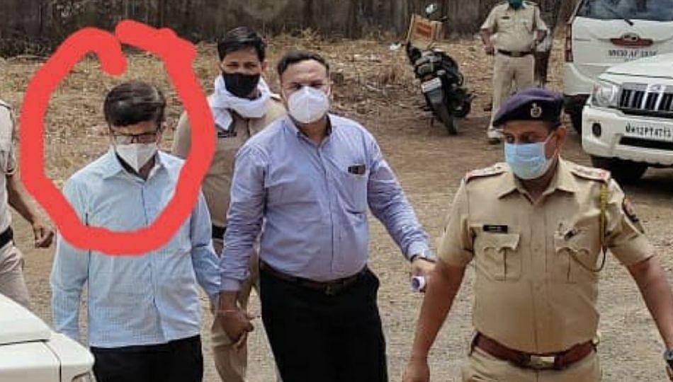Breaking दीपाली चव्हाण आत्महत्या प्रकरणातील आरोपी श्रीनिवास रेड्डीला अटक