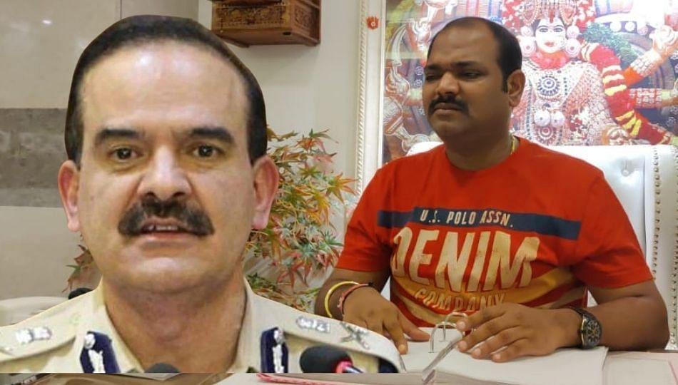 परमवीर सिंह यांच्या विरोधात तक्रार करणाऱ्याच्या विरोधात गुन्हा