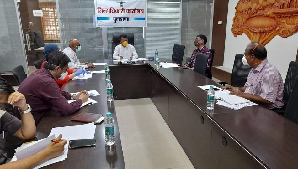 शेतकऱ्यांनी कर्जमाफी होईलच या आशेवर राहू नये - डॉ.राजेंद्र शिंगणे