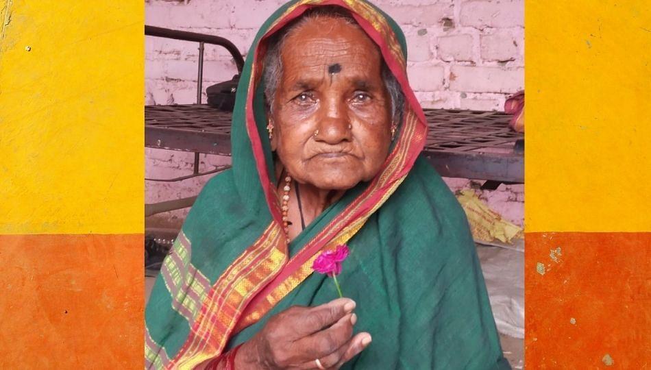 95 वर्षीच्या आजीबाईने इच्छाशक्तीच्या बळावर केली कोरोनावर मात