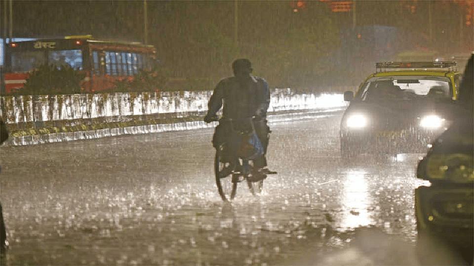 राज्यात गुरुवारपासून वादळी पाऊस