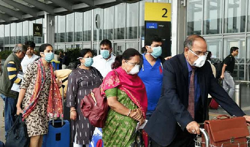 इराणमधून 234 भारतीय परतले