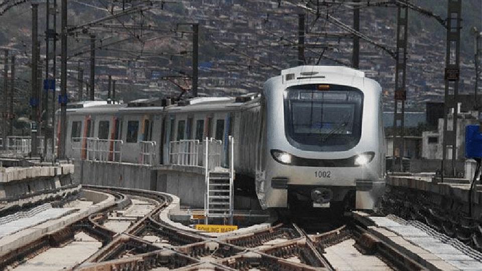आता ठाणे मुंबई होणार मेट्रोप्रवास