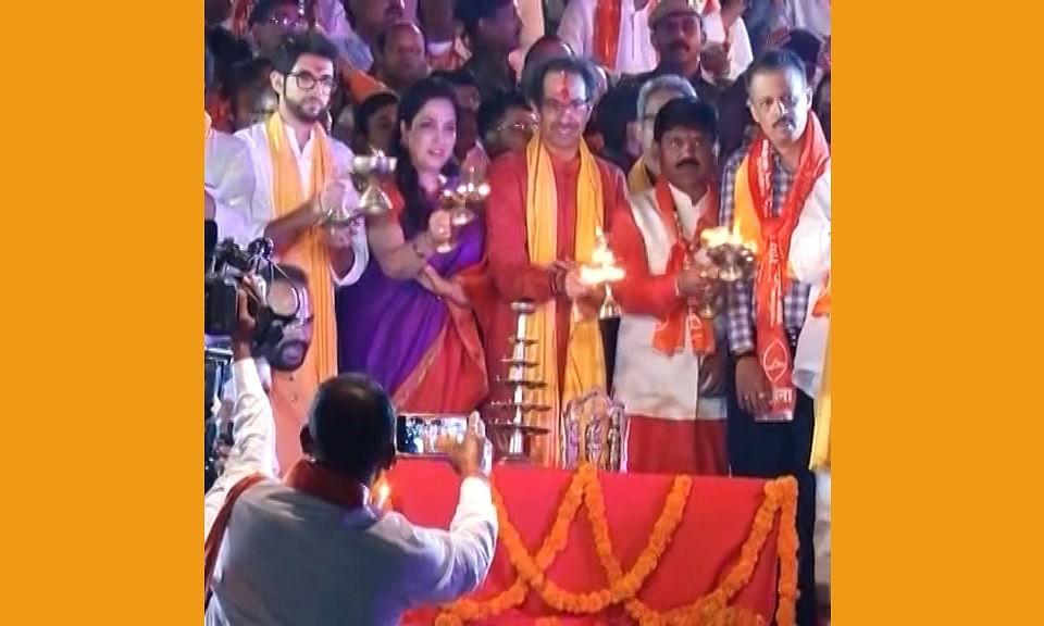 #Ayodhya | राम मंदिरासाठी शिवसेना फाडणार 1 कोटींची पावती