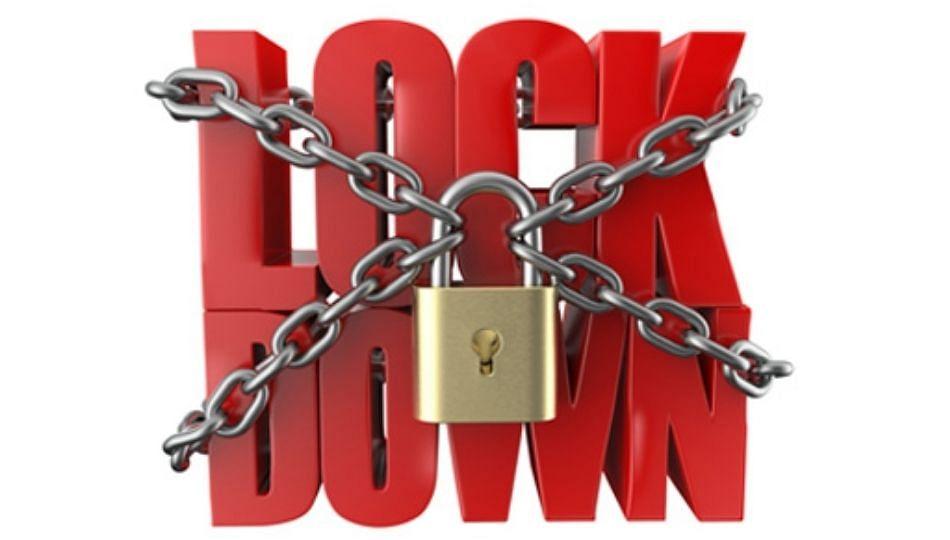 लाॅकडाऊनची नवी नियमावली; अत्यावश्यक सेवेतली दुकाने स. ७ ते ११च सुरु राहणार