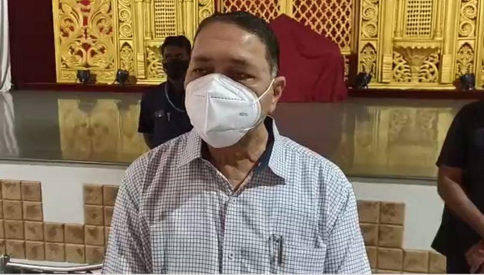 अंबेगाव तालुक्यातील कोरोनाच्या परिस्थितीचा गृहमंत्री दिलीप वळसेंनी घेतला आढावा