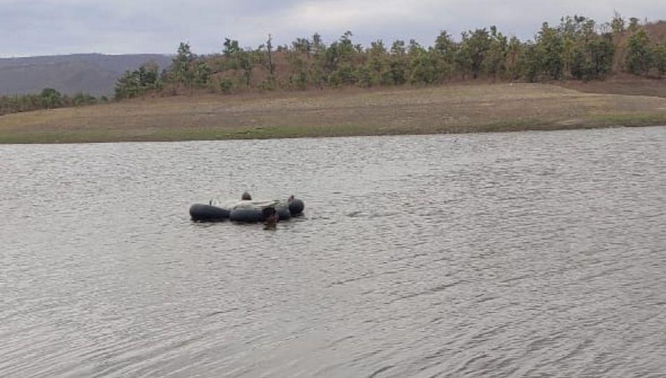 धरणात पोहायला गेलेल्या मामाभाच्यांचा पाण्यात बुडून मृत्यु