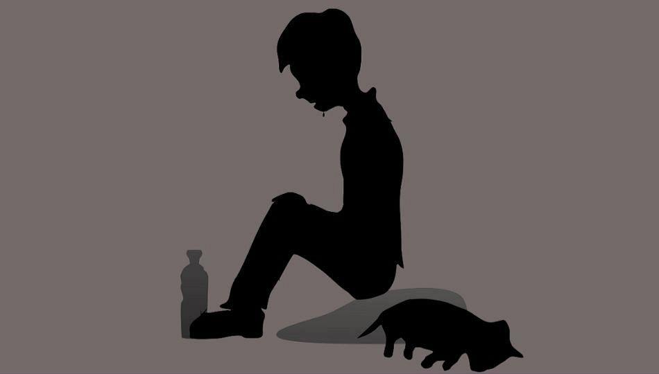 आईच्या उपचारासाठी १२ वर्षाच्या मुलावर आली भीक मागण्याची वेळ