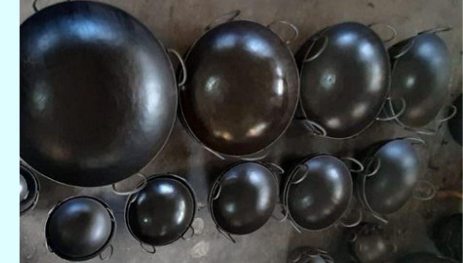 नॉन-स्टिक भांडे वापरता काय ? परंतु लोखंडी भांडीच आहेत आरोग्यासाठी जास्त सुरक्षित