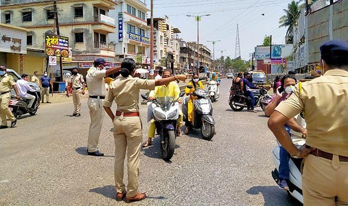 रायगडात पोलिसांकडून 13 महिन्यात 5.96 कोटींची दंडवसुली
