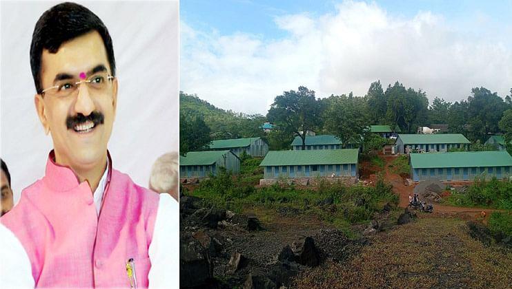 गृहराज्यमंत्र्यांनी शब्द पाळला; भुस्खलनग्रस्तांसाठी कोयनेत 150 खोल्या तयार...