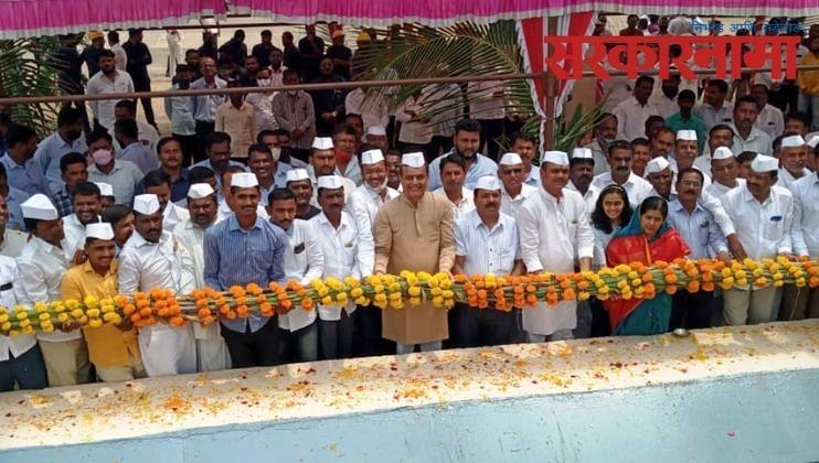 Shivsena Panchayat Samiti members join BJP