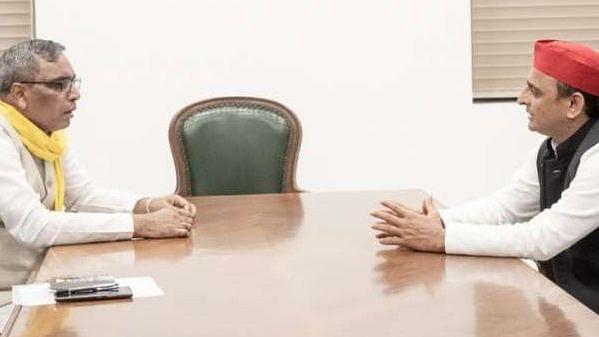 योगी सरकारमधील माजी मंत्री आखणार भाजपच्या पराभवासाठीची रणनिती...