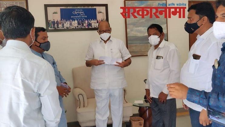 Someshwar Sugar factory election