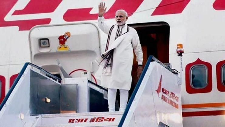 एअर इंडियाची मालकी टाटांकडे जाताच पंतप्रधान मोदींनी सोडलं मौन; म्हणाले...