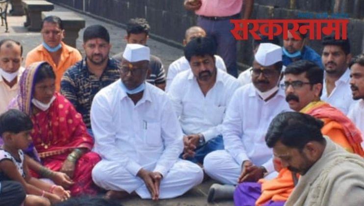 Sharad pawar, Uddhav Thakre & Balasaheb Thorat