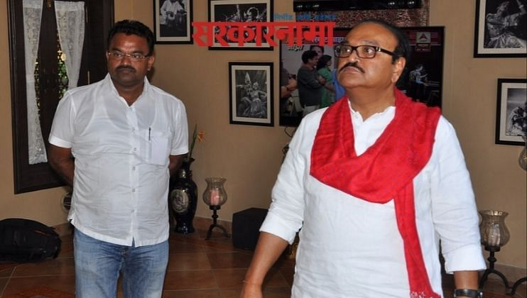 Chhagan Bhujbal & Dilip Khaire