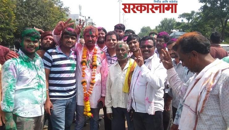 Shiv Sena, Congress