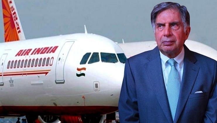 अखेर 68 वर्षांनी एअर इंडियाचे उड्डाण 'टाटा'च करणार