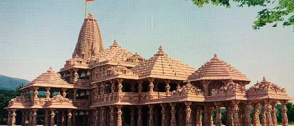 मोठी बातमी : अयोध्येतील राम मंदीर भक्तांना कधी होणार खुलं? तारीख आली समोर