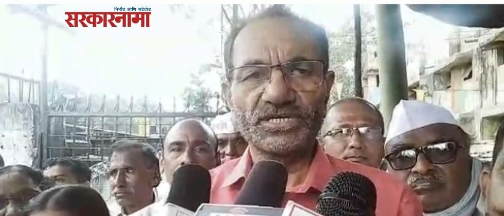 विदर्भवाद्यांनी पंतप्रधान नरेंद्र मोदींना दिला 'चले जाव'चा नारा...