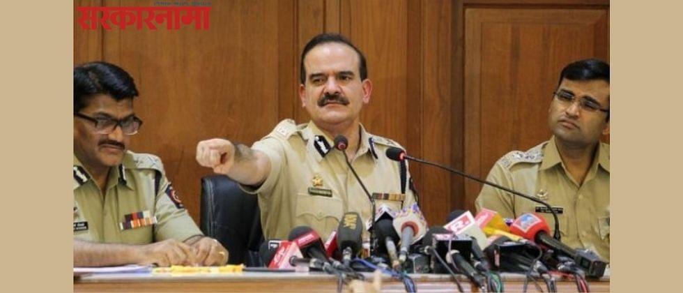 परमबीरसिंग यांच्या वतीने `कझिन`ने दोन कोटी रुपयांची लाच मागितली होती... : पोलिस निरीक्षकाचा आरोप