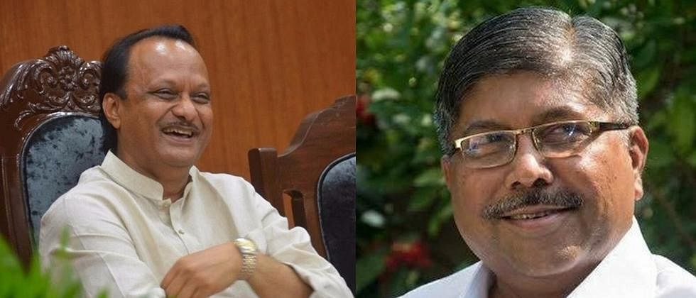 Udayanraje Bhosale, Ajit Pawar