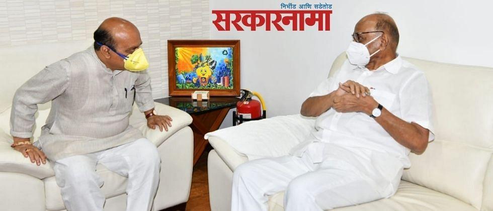 कर्नाटकच्या नव्या मुख्यमंत्र्यांनी केला शरद पवारांना फोन
