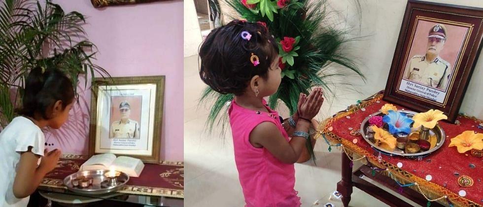 डीजीपी संजय पांडेंचा करिष्मा..चारच महिन्यांत पोचले कर्मचाऱ्यांच्या देवघरात!
