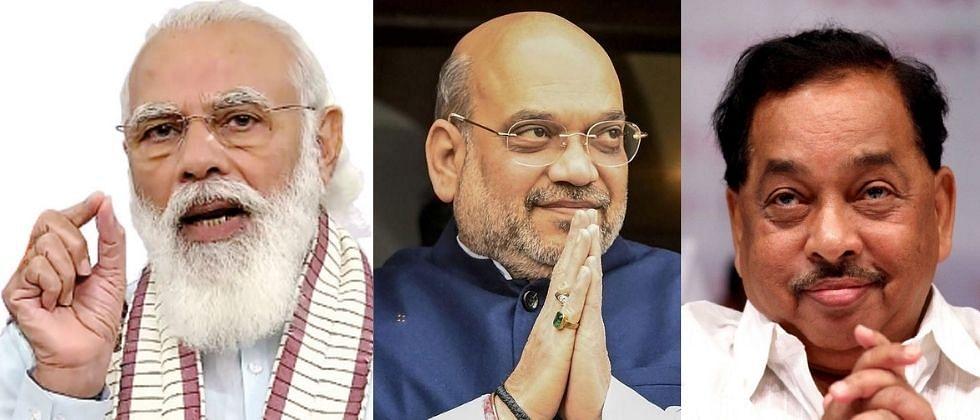 अटकेनंतर प्रथमच पंतप्रधान मोदी, गृहमंत्री शहांचा नारायण राणेंना फोन