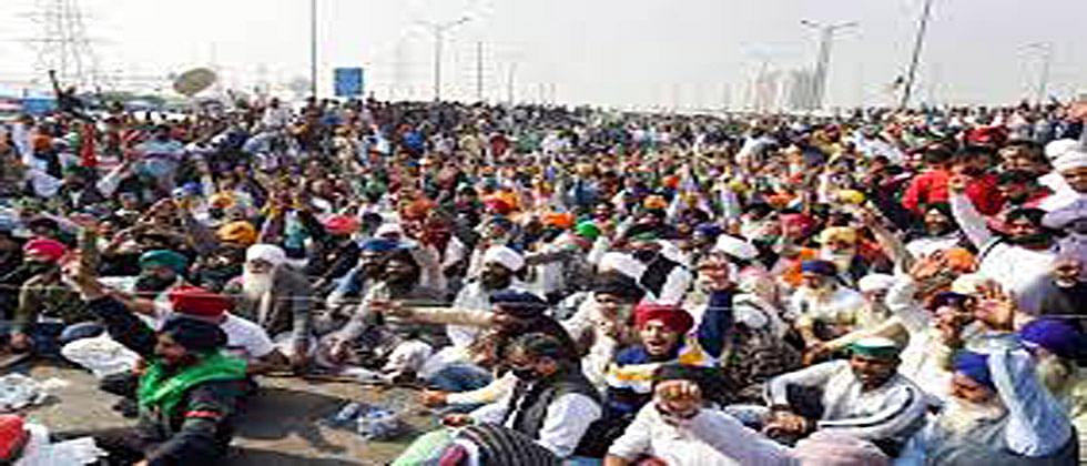शेतकरी संघटनांचा २६ मे रोजी 'काळा दिन' :किसान मोर्चाची घोषणा