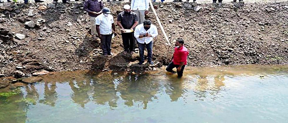 शिवेंद्रसिंहराजेंचा पाठपुरावा : उरमोडीच्या उजव्या कालव्यातून पाणी सोडले