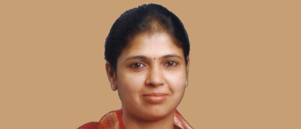 Vikhe-Rajale appeared on the same platform