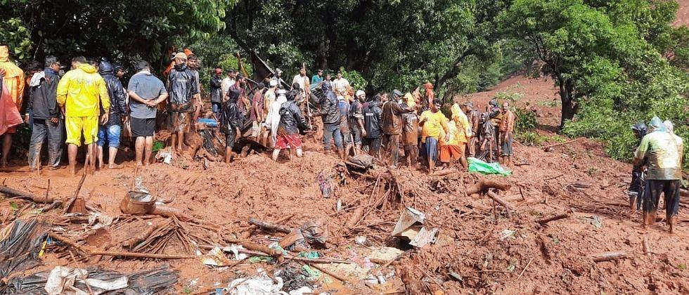 महाराष्ट्रावर आभाळ फाटलं...138 जणांचा बळी तर हजारो जणांचे स्थलांतर